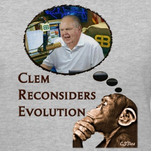 Clem Reconsiders Evolution
