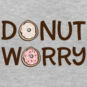 Donut worry - Women's V-Neck T-Shirt