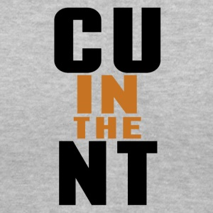 CU in the NT - Women's V-Neck T-Shirt