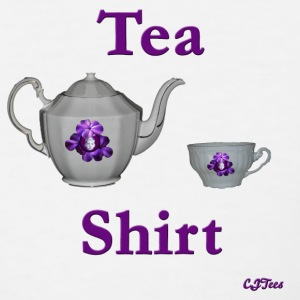 Tea Shirt with logo