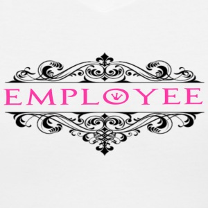 EMPLOYEE - Women's V-Neck T-Shirt