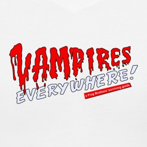 The Lost Boys - Vampires Everywhere - Women's V-Neck T-Shirt