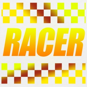RACER - Women's V-Neck T-Shirt
