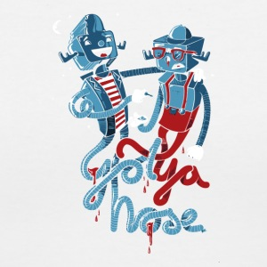 Got Ya Nose - Women's V-Neck T-Shirt