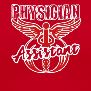 Physician Assistant Tee Shirt - Women's V-Neck T-Shirt