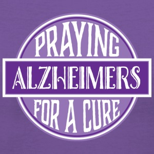 Alzheimers Awareness Praying for a Cure