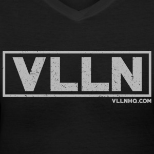 VLLN Tshirt - Women's V-Neck T-Shirt