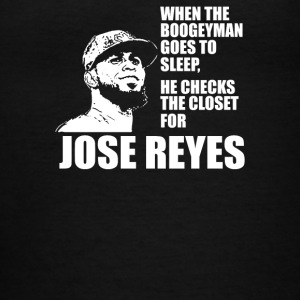 Jose Reyes Boogeyman - Women's V-Neck T-Shirt