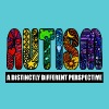 BEST Autism Design - Women's V-Neck T-Shirt