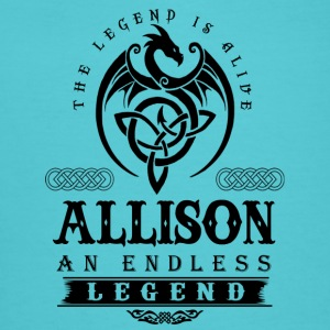 ALLISON - Women's V-Neck T-Shirt