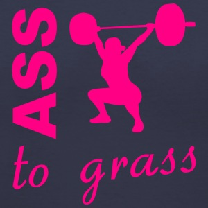 Ass To Grass - Workout and Weight Lifting