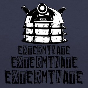 Dalek - Women's V-Neck T-Shirt