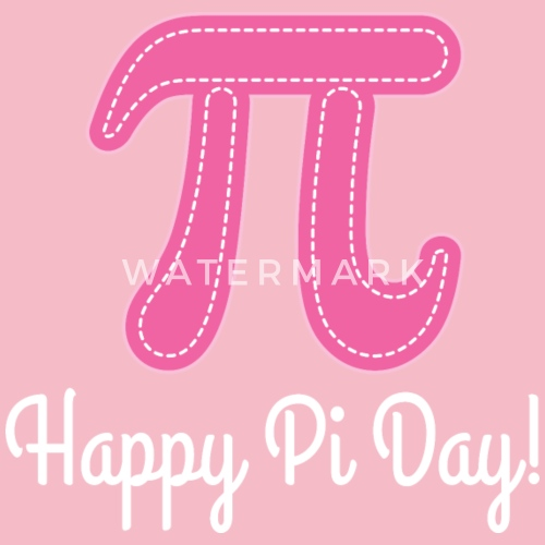 Pi Day Pink Math Symbol Celebration By Homewiseshopper Spreadshirt
