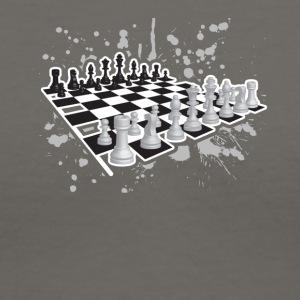 Chess Tee Shirt - Women's V-Neck T-Shirt