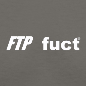 FTP x fuct - Women's V-Neck T-Shirt