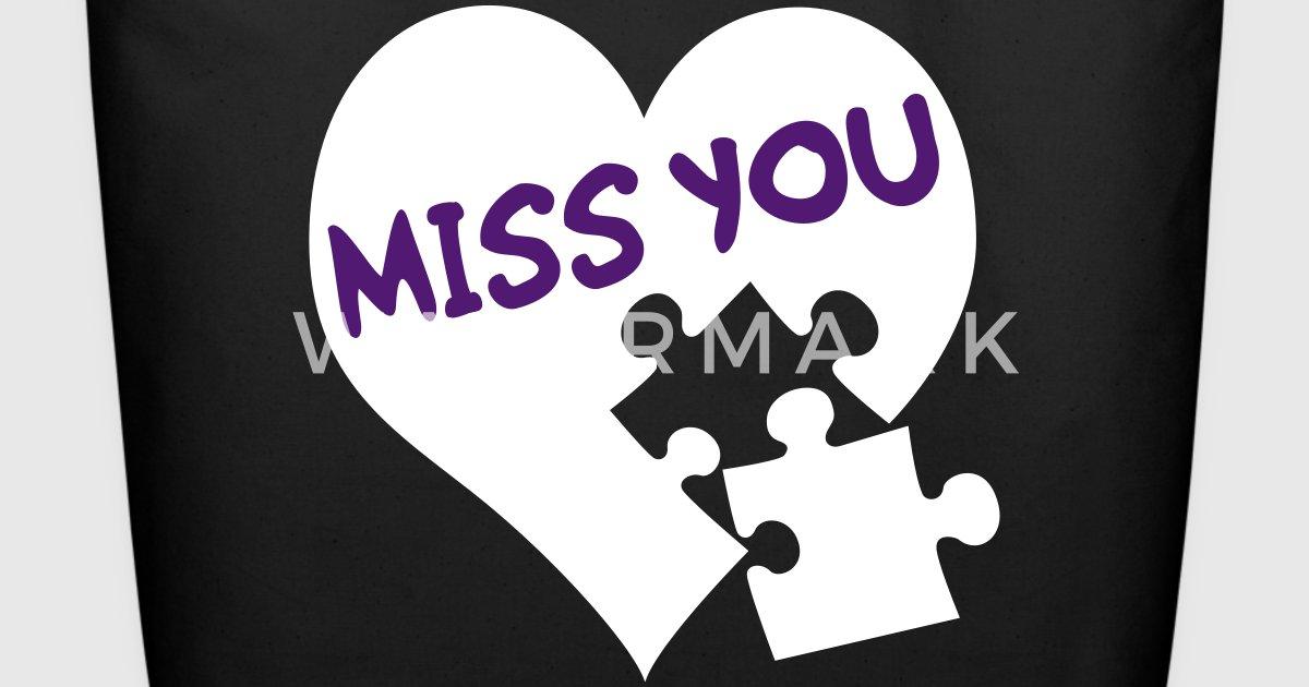 Miss You Love By Peterfotografik Spreadshirt