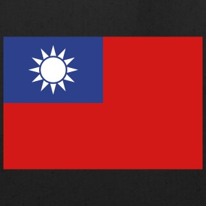 National Flag Of Taiwan - Eco-Friendly Cotton Tote