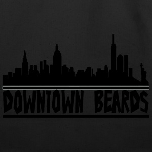 Downtown Beards - Eco-Friendly Cotton Tote
