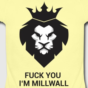Millwall - Short Sleeve Baby Bodysuit