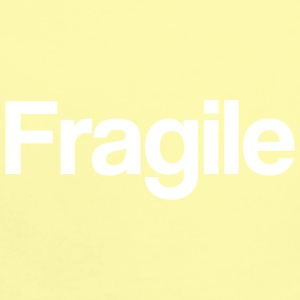Fragile Clothing for Fragile individuals. - Short Sleeve Baby Bodysuit