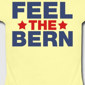 Feel The Bern - Short Sleeve Baby Bodysuit