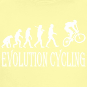 Evolution Cycling Cycle - Short Sleeve Baby Bodysuit