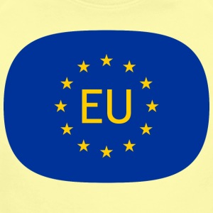 VJocys European Union EU - Short Sleeve Baby Bodysuit