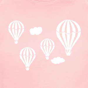 Hot Air Balloons Tee Shirt - Short Sleeve Baby Bodysuit