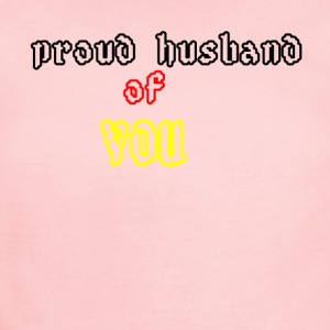 Proud husband of you - Short Sleeve Baby Bodysuit