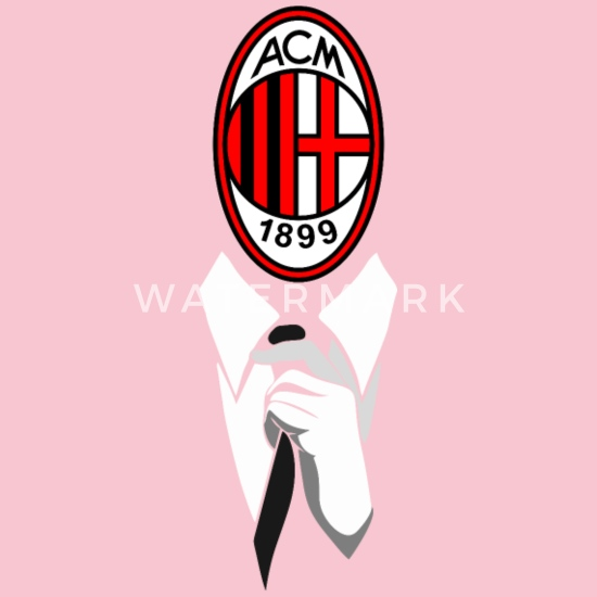 Ac Milan Organic Short Sleeved Baby Bodysuit Spreadshirt