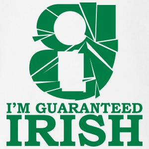 I'm Guarteed Irish - Short Sleeve Baby Bodysuit