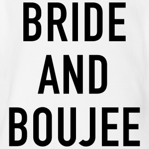 Bride and Boujee - Short Sleeve Baby Bodysuit