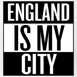 England is my City - Short Sleeve Baby Bodysuit