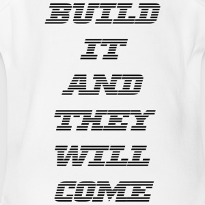 build it - Short Sleeve Baby Bodysuit