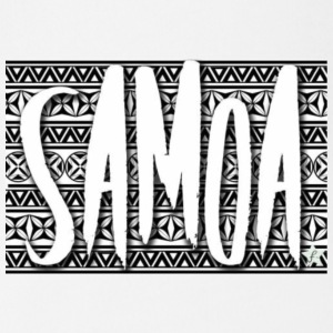 traditional Samoa - Short Sleeve Baby Bodysuit