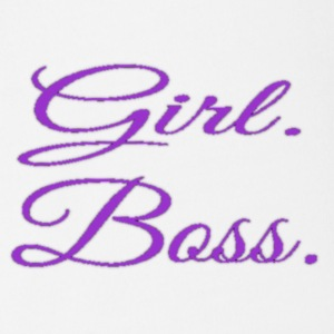 Girl. Boss. - Short Sleeve Baby Bodysuit