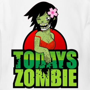 Sexy Zombie | Today's Zombie - Short Sleeve Baby Bodysuit