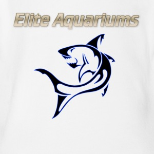 Elite Aquariums Shark - Short Sleeve Baby Bodysuit