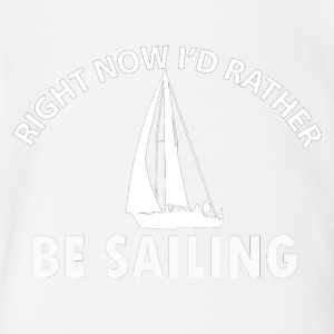 sailing designs - Short Sleeve Baby Bodysuit