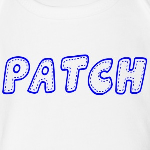 patch - Short Sleeve Baby Bodysuit