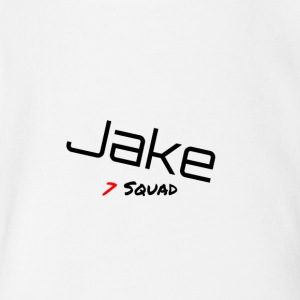 Jake 7 Squad - Short Sleeve Baby Bodysuit