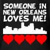 Someone In New Orleans Louisiana Loves Me - Short Sleeve Baby Bodysuit
