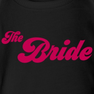 The Bride - Short Sleeve Baby Bodysuit