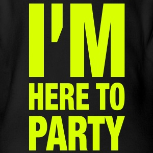 I'm Here To Party