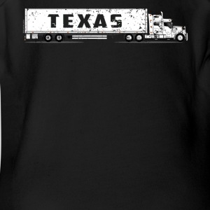 Commercial Drivers License Texas CDL Trucker Training Shirt - Short Sleeve Baby Bodysuit