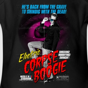 Electric Corpse Boogie - Short Sleeve Baby Bodysuit
