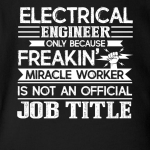 Electrical Engineer Shirts - Short Sleeve Baby Bodysuit