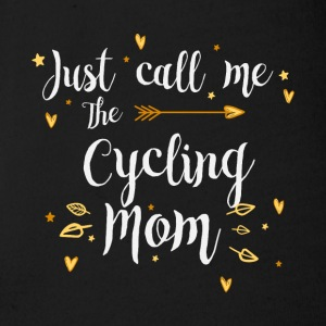 Just Call Me The Sports Cycling Mom funny gift - Short Sleeve Baby Bodysuit