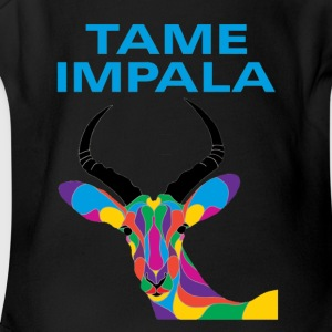 Tame Impala (Impaladelic edition) - Short Sleeve Baby Bodysuit