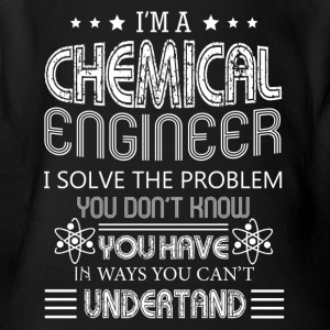 I am chemical engineer tee shirt - Short Sleeve Baby Bodysuit